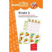 Kirakó 2. LÜK mini füzet LDI604 (DI)