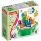 Quercetti Margaréta bébi építőjáték Daisy Box 0260 (KW)