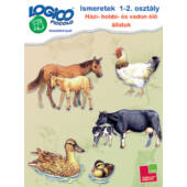 LOGICO Piccolo 3461 - Házi-, hobbi- és vadon élő állatok 1-2. osztály (3461) (TF)
