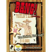 Bang társasjáték, vicces, izgalmas vadnyugati kártyajáték (GE)