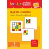 Bujkáló részletek LÜK Bambino füzet  LDI-120 (DI)