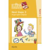 Next Steps 3 angol nyelvi gyakorló lük füzet 24db-os táblához LÜK (DI)