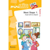 Next Steps 1 angol szókincs feladatok LÜK füzet 4. osztály (LDI316) (DI)