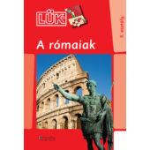 Rómaiak lük füzet 24db-os táblához (DI)