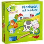 Haba fűzőjáték kicsiknek (Farm) - Fädelspiel (HA)