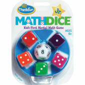Math Dice JUNIOR ThinkFun (GE)