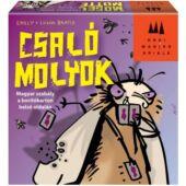 Csaló molyok vicces kártyajáték - Mogel Motte csalós, bulis társasjáték, party játék (GE)