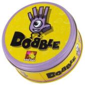 Dobble kártyajáték -  a megfigyelés és gyors reflexek játéka (GE)