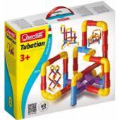 """Quercetti csőépítő játék - Quercetti Tubation """"csövek"""" építő készlet 4175 (KW)"""