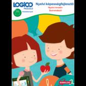 LOGICO Piccolo 5420 Nyelvi képességfejlesztő: Nyelvi kreatív - Szórendező (TF)