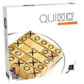 Quixo classic - nehezített amőba játék fából - Gigamic (GE)