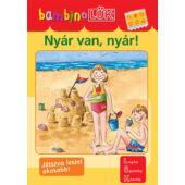 Nyár van, nyár! LÜK Bambino foglalkoztató füzet óvodásoknak (LDI-134) (DI)