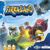 Firkaland ügyességi társasjáték (GE)