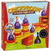 Chicky Boom- egyensúly, ügyességi társasjáték (GE)