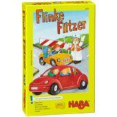 Fürge autók - első társasjátékom - HABA Flinke Flitzer (HA)