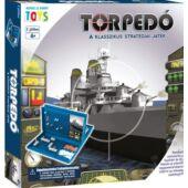 Torpedó klasszik játék - Klasszikus torpedó társasjáték (JN)