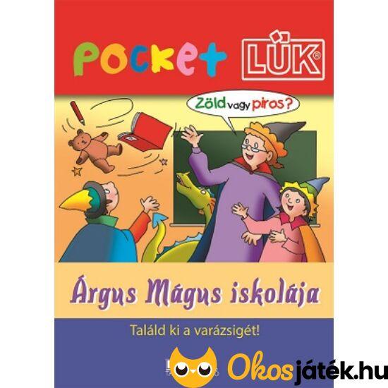 Árgus Mágus iskolája + Alaplap Pocket LÜK LDI910/A (DI)
