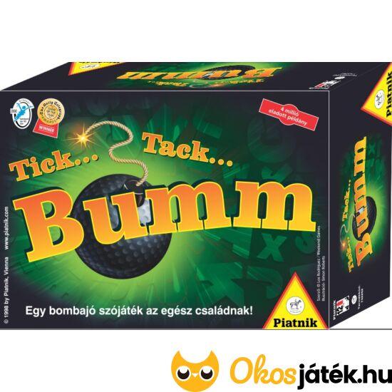 Tick -Tack Bumm társasjáték - Piatnik (PI)