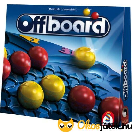 Offboard (Abalone jellegű) páros logikai társasjáték (GE)