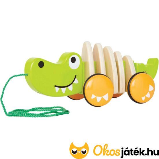Húzogatható játék krokodil - Hape E0348 (HO)