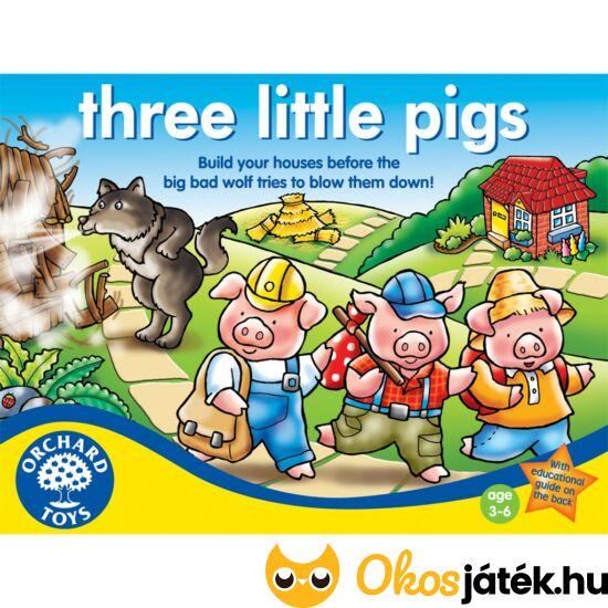Három kismalac társasjáték Orchard Toys (KA)
