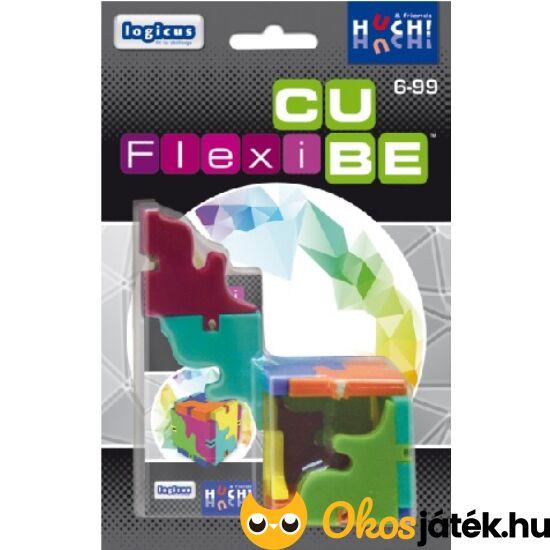 Flexi cube - kocka hajtogatós logikai puzzle - Huch (GE)