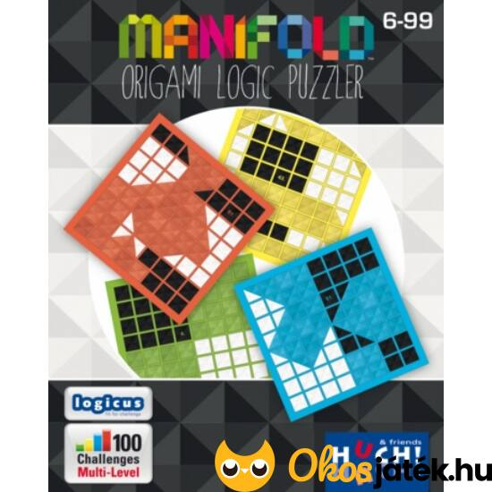 Manifold - logikai origami
