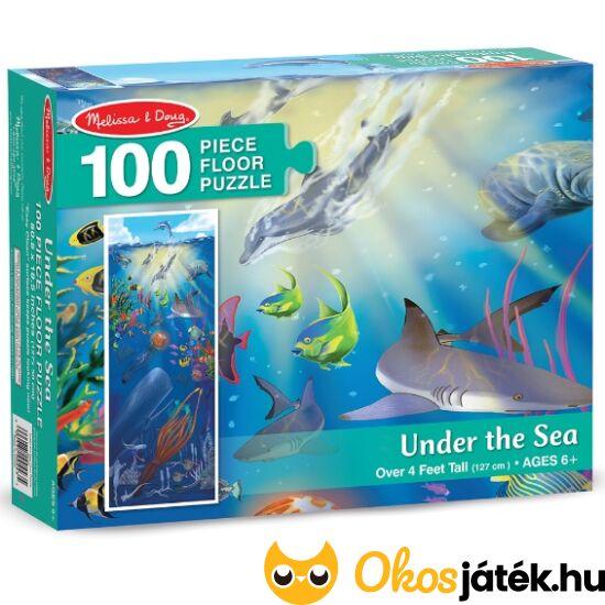 Tenger világa, 100 darabos óriás kirakó puzzle ME 10443 (ME)