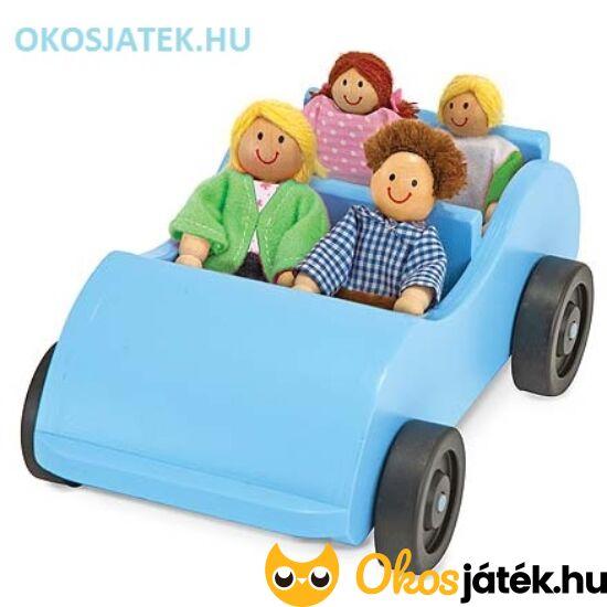 Fa autó családdal - Melissa 12463 (ME)