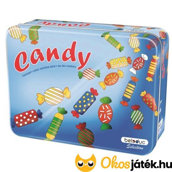 Candy (cukorkák) gyorsasági-megfigyelős társasjáték (354) (HO)