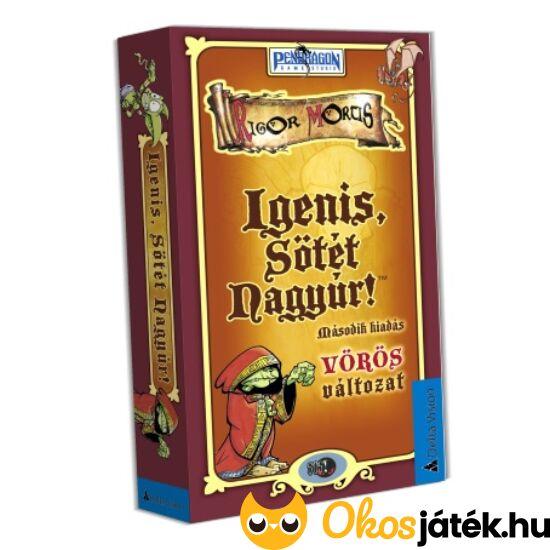 Igenis, sötét nagyúr! - 2. magyar kiadás - kártyajáték, party játék (GE)