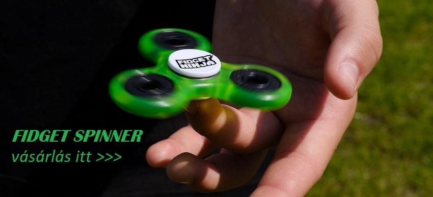 fidget spinner rendelés